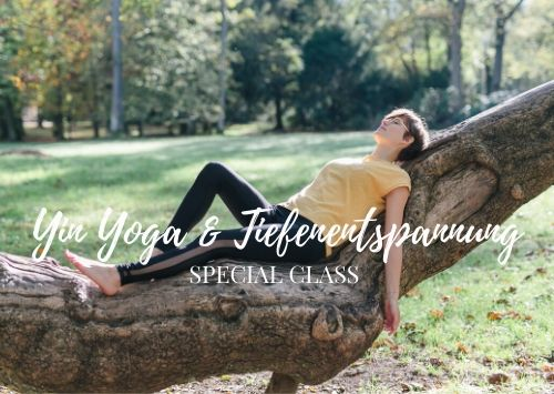 Yin Yoga & Tiefenentspannung