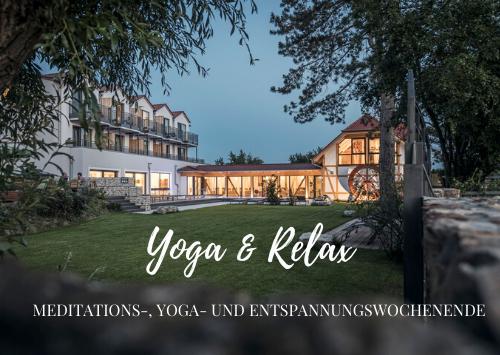 Wochenendauszeit Yoga & Relax